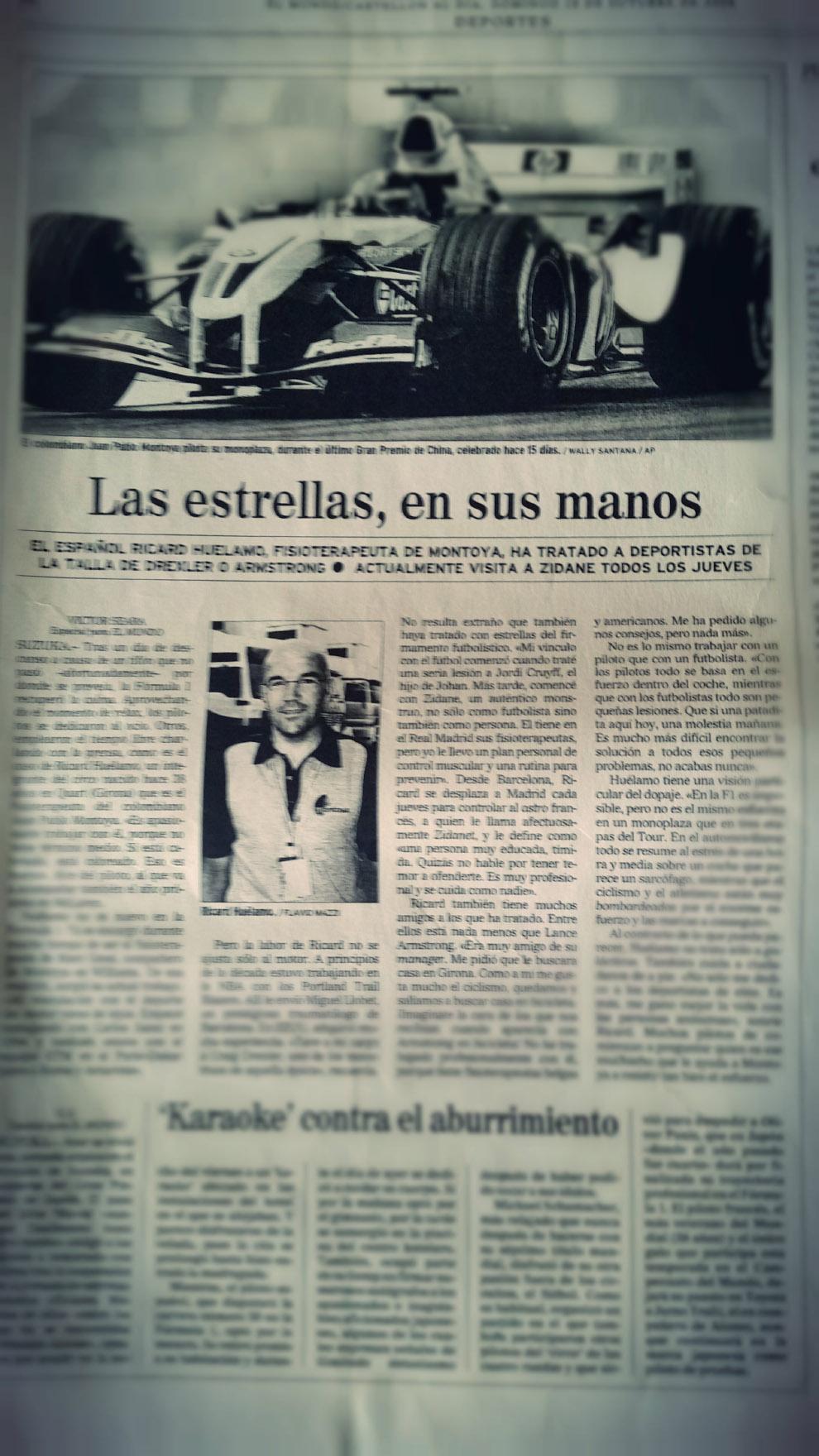 prensa el mundo clinica rihuma