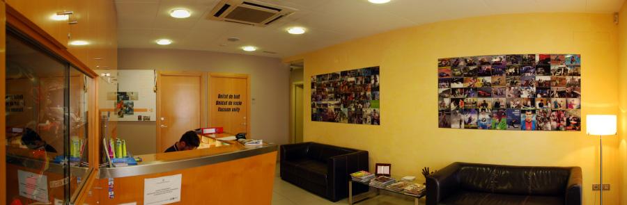 Clínica Rihuma. Departamento de Comunicación con anbimedia.com