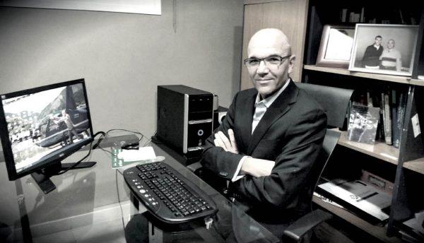 Ricard Huélamo. Fisioterapeuta