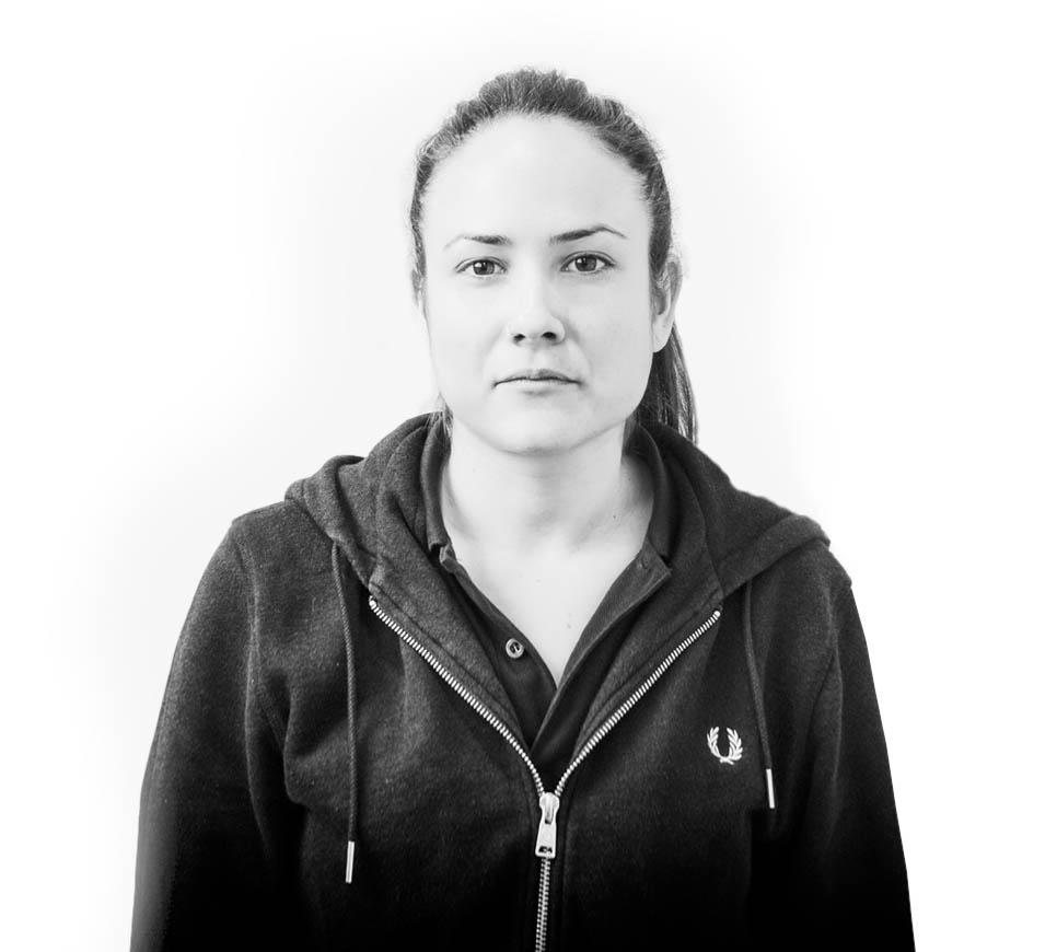 Ana Pedrero. Fisioterapeuta.