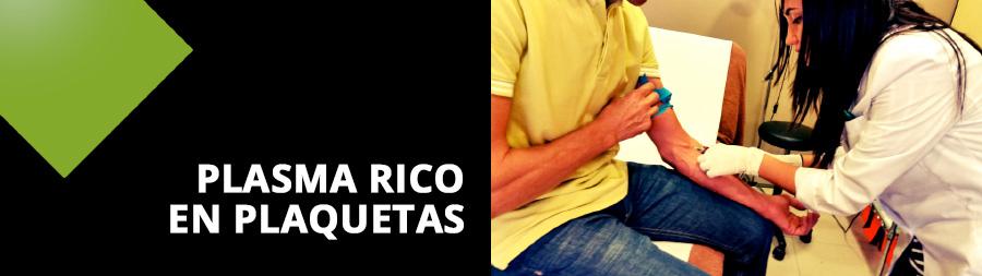 PLASMA RICO EN PLAQUETAS CLÍNICA RIIHUMA